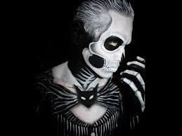 Jack Skellington Halloween Costume Jack Skellington Halloween Makeup Tutorial