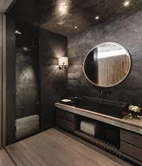 Beige And Black Bathroom Ideas Innovative Black Bathroom Eizw Info