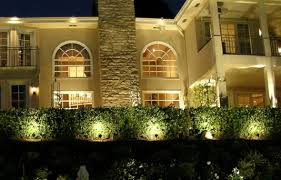 Landscape Flood Light Outdoor Lighting Great Deals On Exterior Lights For Outside The Home