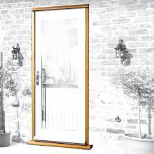 Hardwood Door Frames Exterior Modena External Oak Door Xl Joinery Exterior Panel Doors