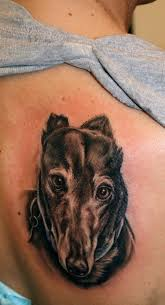 107 best greyhound tattoos images on pinterest greyhound tattoo