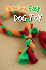 33 home made dog toys made with inexpensive items you can find