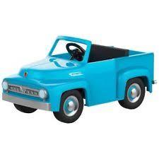 2017 hallmark kiddie car classics 1953 ford f 100 ornament ebay