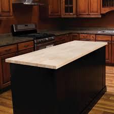 kitchen cabinets and countertops at menards butcher block birch countertop at menards