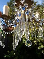 Replacement Glass Crystals For Chandeliers Chandelier Spares Ebay