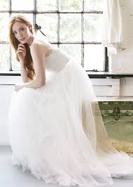 Chapel Train Wedding Dresses Beaded Wedding Gown With Chapel Train U2013 Aneberry