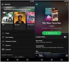 spotify premium apk hack spotify v6 5 0 1816 beta mod apk premium apps android