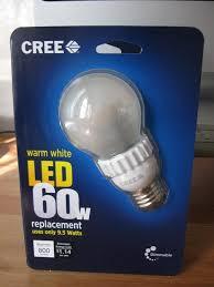 review cree led light bulb