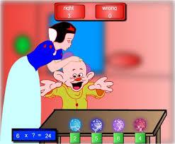 multiplication table games 3rd grade snow white