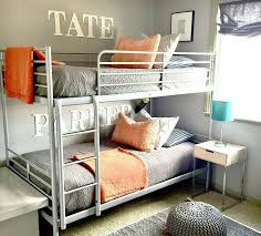Bunk Bed Decorating Ideas Best 25 Ikea Bunk Bed Ideas On Pinterest Ikea Bunk Beds Ikea