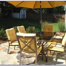 Sears Patio Furniture Cushions by Sears Patio Furniture Sale Patios Home Decorating Ideas
