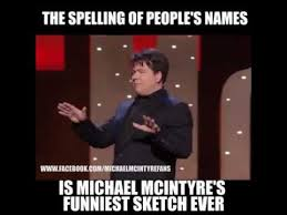 the spelling of peoples names funniest stand up comedy youtube