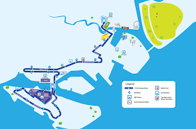 Map Running Route by Latest Race Routes Revision For Standard Chartered Marathon