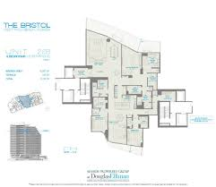 the bristol floor plans luxury waterfront condos in west palm beach