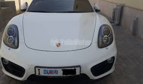 porsche cayman s used used porsche cayman s 2016 car for sale in abu dhabi 731793
