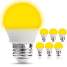 white light bulbs not yellow golobe mini bulbs yellow bug repellent light incandescent bulb g14