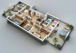 four bedroom designeer paul 4 bedroom apartment house plans