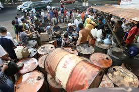Minyak Tanah Per Liter warga masih terima minyak tanah subsidi