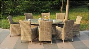 outdoor 8 seater outdoor table setting dinette and patio 8