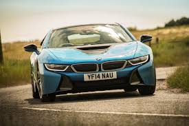 Bmw I8 Exhaust - bmw i8 test drive video review