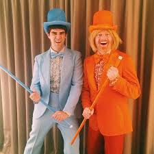 dumb and dumber costumes harry and lloyd from dumb and dumber in pop culture