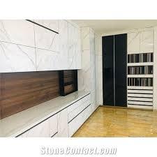 kitchen cabinet marble top marble top china melamine modular kitchen cabinet