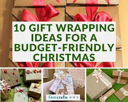christmas wrapping bags 10 gift wrapping ideas for a budget friendly christmas