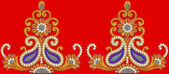 traditional design embdesigntube indian traditional laces designs