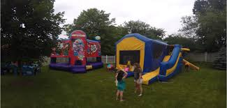 Backyard Inflatables Party Experts Backyard Bounce