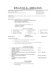Cashier Resume The Typical Resume Resume Font Size Suggestions Recentresumescom