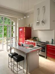Red Kitchen Pics - red kitchen cabinets houzz