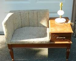 Antique Telephone Bench 259 Best Vintage Telephone Tables Images On Pinterest Telephone