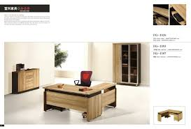 panel wood style and office furniture type electric height
