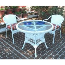 Small Patio Dining Sets Small Outdoor Wicker Patio Dining Sets