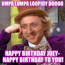 Happy Birthday Meme Creator - ron swanson happy birthday meme generator imgflip fun design