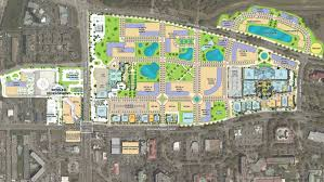 Orlando Area Map by Unicorp Shares Details On Massive I Drive Masterplan Orlando