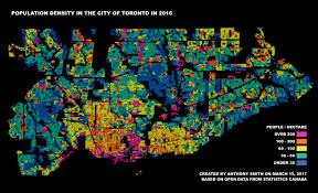Map Of Toronto Canada by Transforming Open Data Into Knowledge Council For Canadian Urbanism