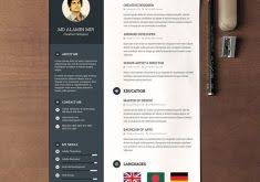 attractive resume template unusual attractive resume templates 30 free beautiful to download