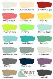paint de la mar chalk paint new color palette with new color