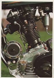 velocette venom thruxton venom motorbikes and cafes