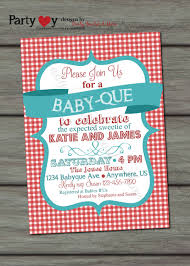 Free Baby Shower Invitation Templates The Most Popular Collection Of Bbq Baby Shower Invitations