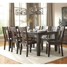 9pc dining room set 9 piece dining sets you ll love wayfair