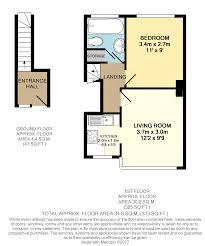 Maisonette Floor Plan 1 Bedroom Maisonette For Sale In Stayton Road Sutton Sm1 2ps