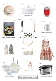 gift guide for the cook williams sonoma giveaway sequins