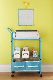 Laundry Room Storage Cart by Office And Craft Room Storage Printer Cart Home Office
