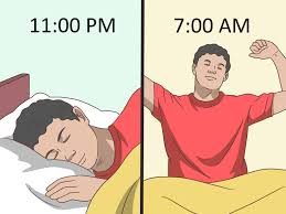4 ways to sleep before final exams wikihow