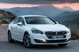 peugeot 508 interior 2016 top 10 best family sedans for 2016 in europe