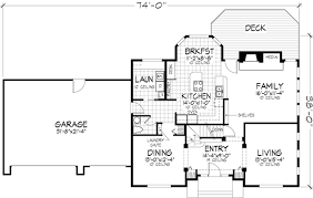 Colonial Floor Plans New England Colonial Style House Plans Plan 15 520