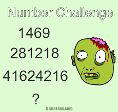 Challenge Complete Number Challenge Number And Math Puzzle Brainfans