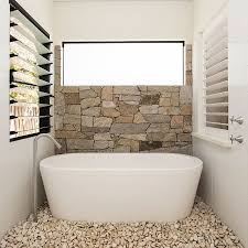 spectacular and natural stone bathroom ideas glass double door on bathroom stone designs varnished wood console table cool white leather chair chrome shower handle frameless double
